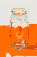 KATHRYN HAUG - Orange Jar