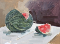 KATHRYN HAUG - Cut Watermelon