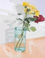 KATHRYN HAUG - Yellow and Red Roses