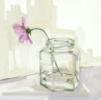 KATHRYN HAUG - Cosmos Flower in a Jar
