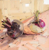 KATHRYN HAUG - Beetroot and Turnip