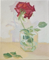 chloe-tupper-red-rose-leaning