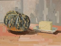 KATHRYN HAUG - Pumpkin and Butter