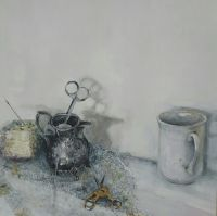 ANNE WALMSLEY - Cup of tea