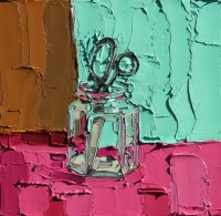 KATHRYN HAUG - Pinking Shears in a Jar