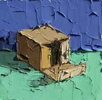 KATHRYN HAUG - Small Cardboard Box